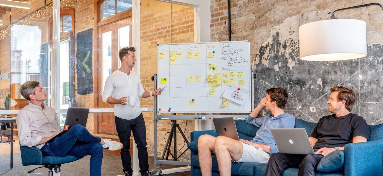 digital marketing agency team